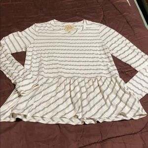 Chaser Brand Pullover Tunic.